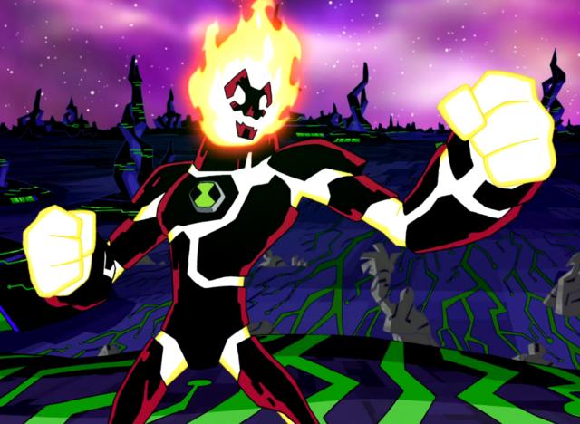 Heatblast Omniverse 1