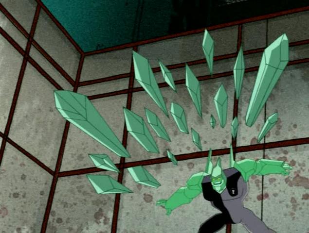 Diamondhead's Powers 12