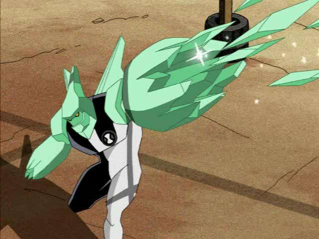 Diamondhead's Powers 8