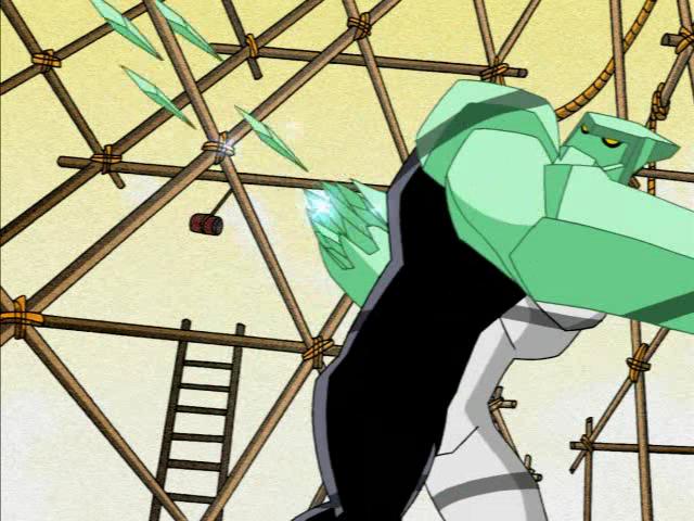Diamondhead's Powers 10