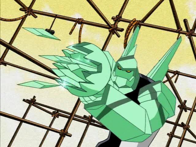 Diamondhead's Powers 11