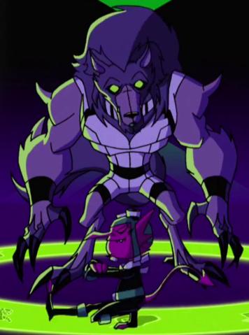 Benwolf (Blitzwolfer) Omniverse 11