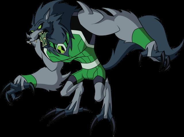 Benwolf (Blitzwolfer) Omniverse 16