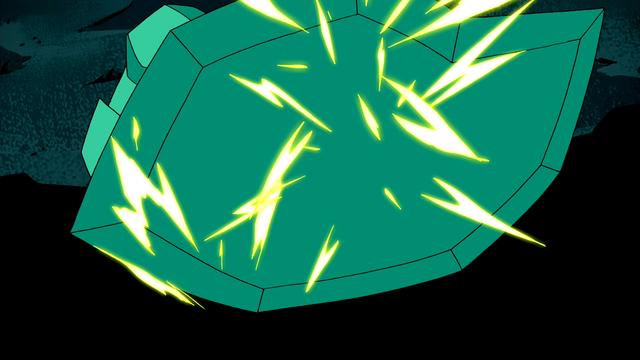 Diamondhead's Powers 23