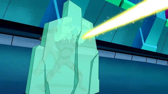 Diamondhead's Powers 22