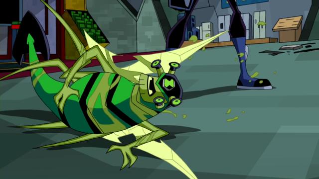 Stinkfly's Powers 21