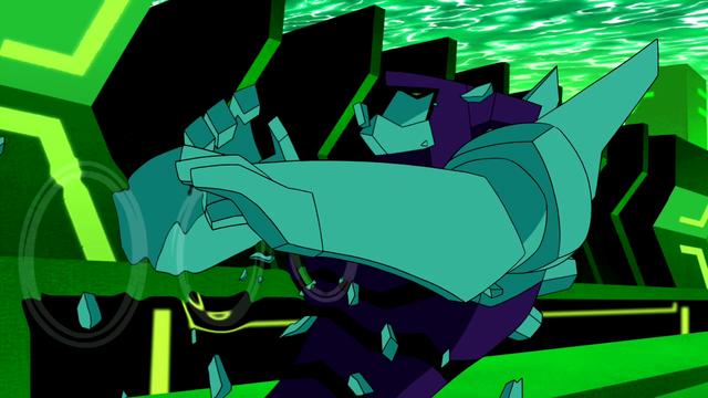 Diamondhead's Weaknesses 2