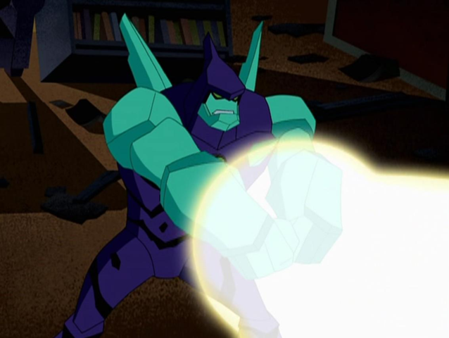 Diamondhead's Powers 43