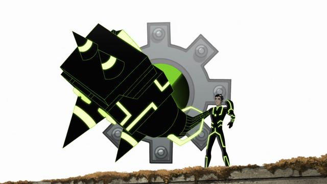 Upgrade's Powers 32