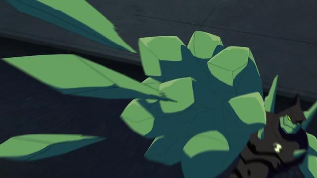 Diamondhead's Powers 14