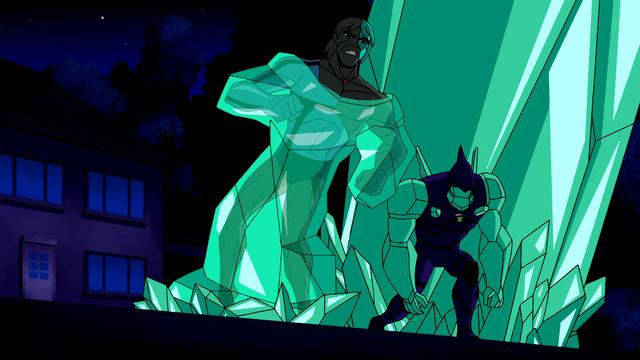 Diamondhead's Powers 29