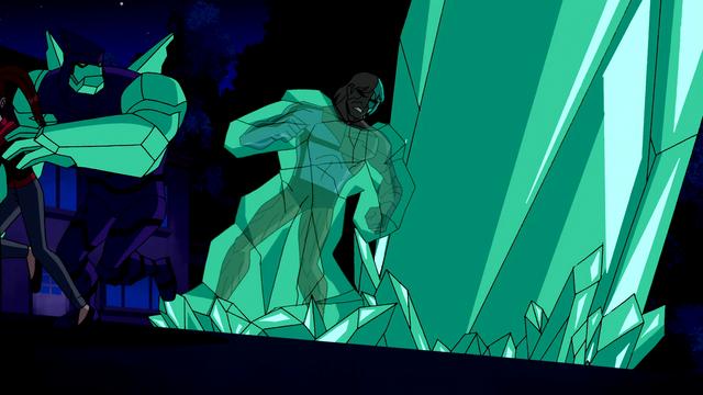 Diamondhead's Powers 30