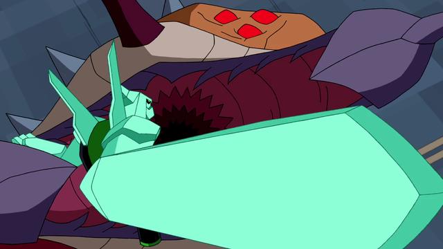 Diamondhead's Powers 5