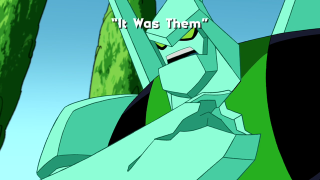 Diamondhead's Weaknesses 3