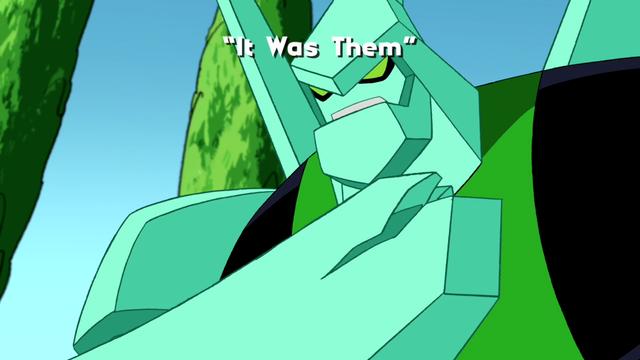 Diamondhead's Weaknesses 4