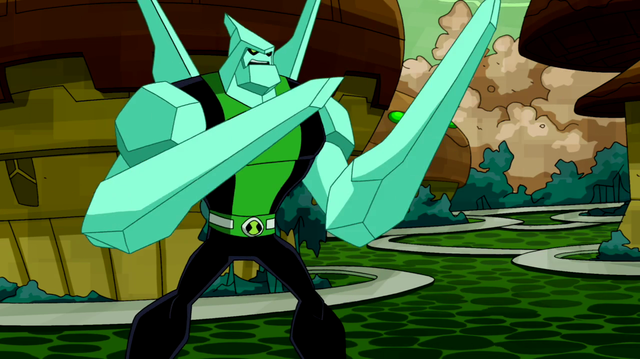 Diamondhead's Powers 6