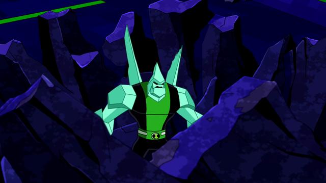 Diamondhead's Powers 58