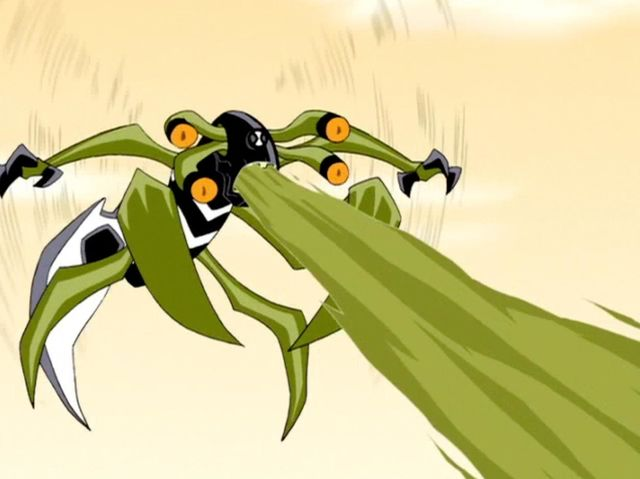 Stinkfly's Powers 12