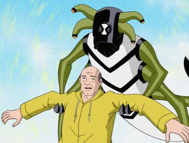 Stinkfly's Powers 19