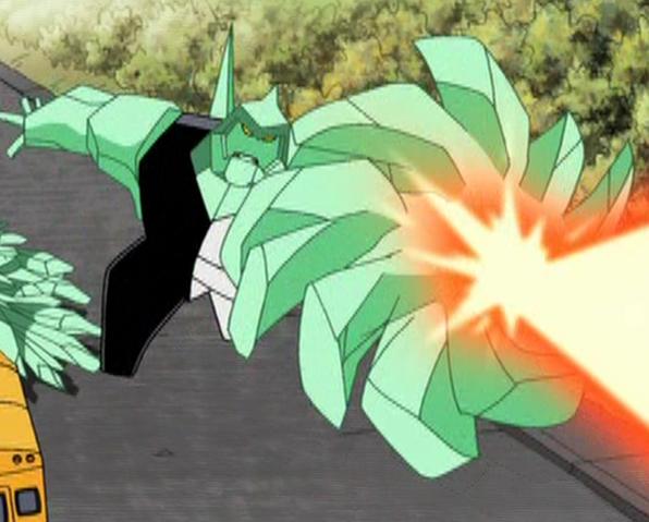 Diamondhead's Powers 38