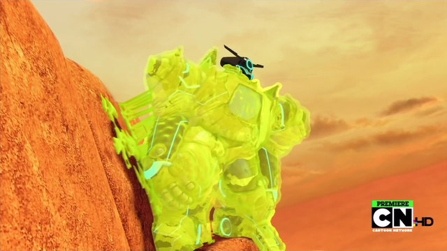 Stinkfly's Powers 17