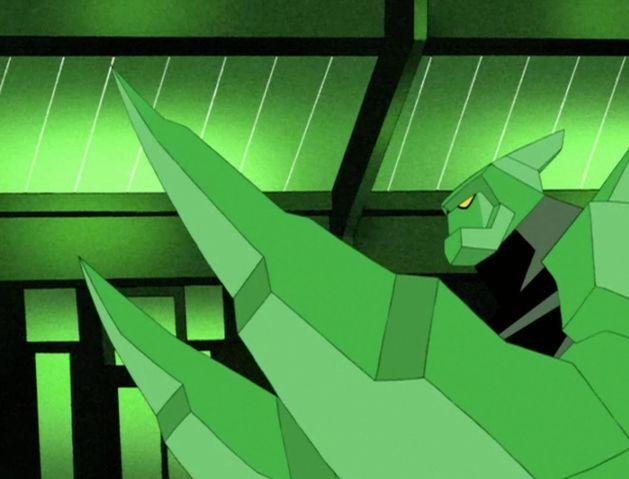 Diamondhead's Powers 2