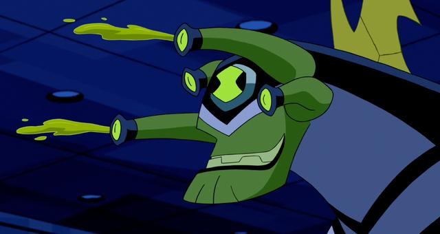 Stinkfly's Powers 14