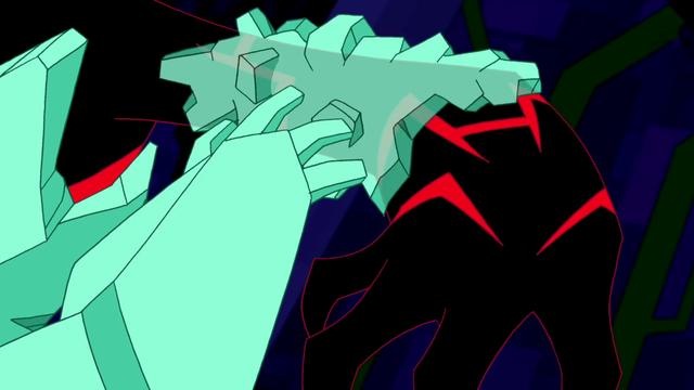 Diamondhead's Powers 33