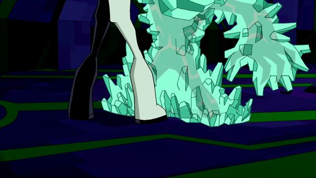 Diamondhead's Powers 35