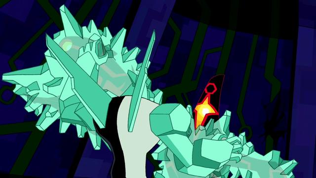 Diamondhead's Powers 36