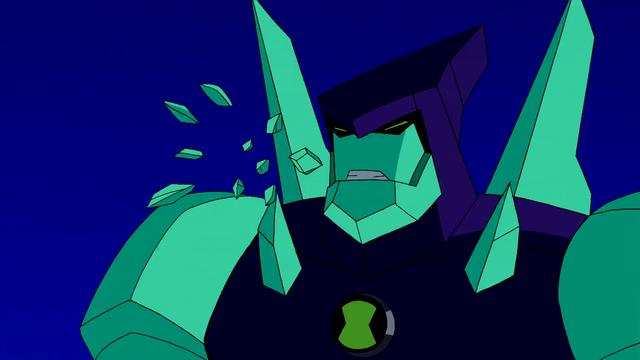 Diamondhead's Powers 13
