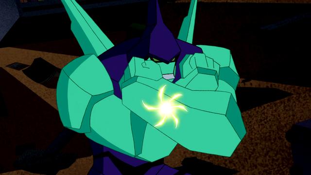 Diamondhead's Powers 41