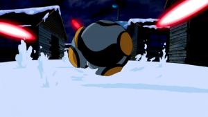 Cannonbolt's sphere form 1
