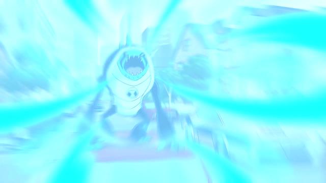Arctiguana's powers 3