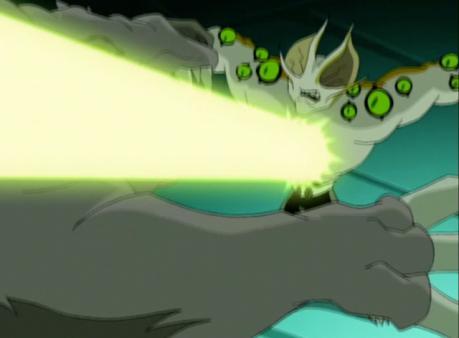 Eye Guy's powers 5