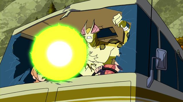 Eye Guy's powers 14