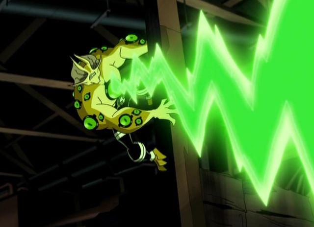 Eye Guy's powers 7