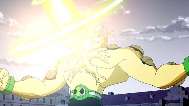 Eye Guy's powers 20