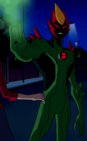 Albedo as Swampfire