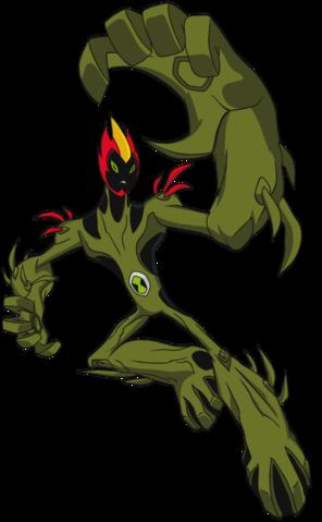 Swampfire Omniverse