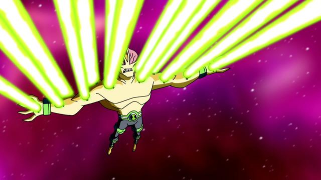 Eye Guy's powers 11