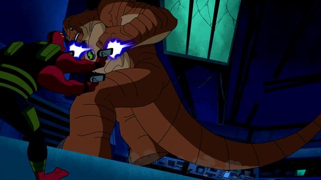 Humungousaur's Powers 20