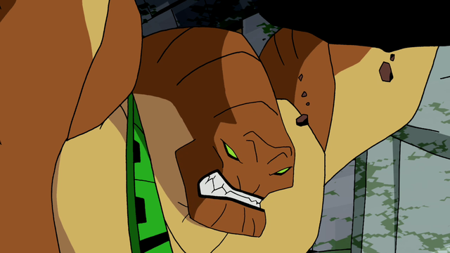 Humungousaur's Powers 12
