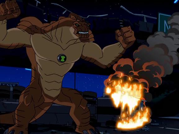 Humungousaur's Powers 44