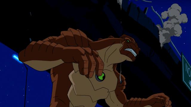 Humungousaur's Powers 42
