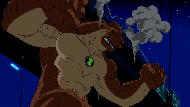 Humungousaur's Powers 43