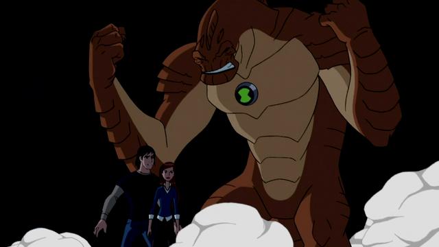 Humungousaur's Powers 32