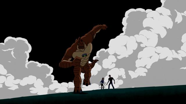 Humungousaur's Powers 36