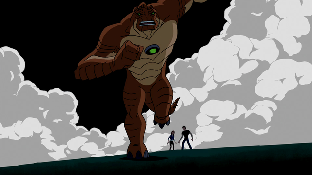 Humungousaur's Powers 37