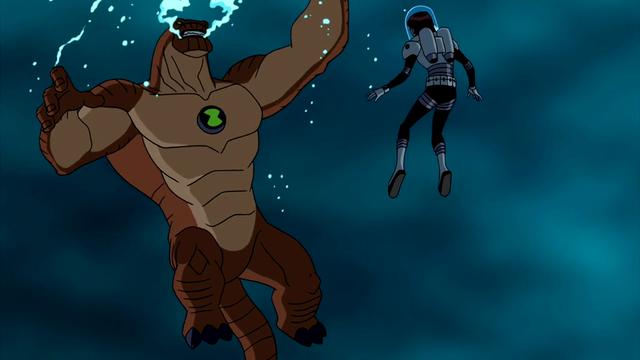 Humungousaur's weaknesses 10